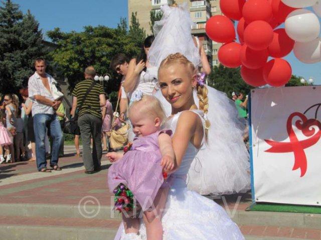 Мелитополь_парад