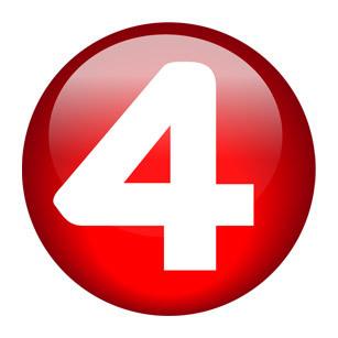 4 число
