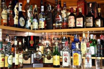 алкоголь, бар