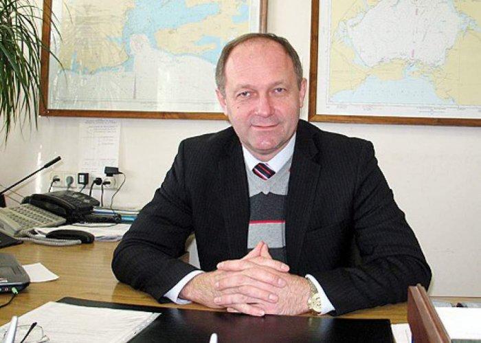 Ильин Николай - и.о.начальника Бердянского морпорта