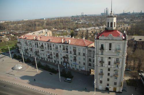 башни в Запорожье