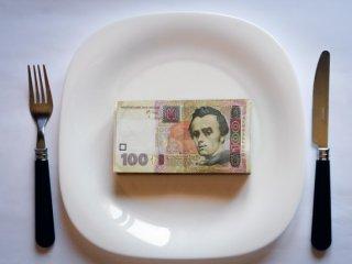 Гривная на тарелке