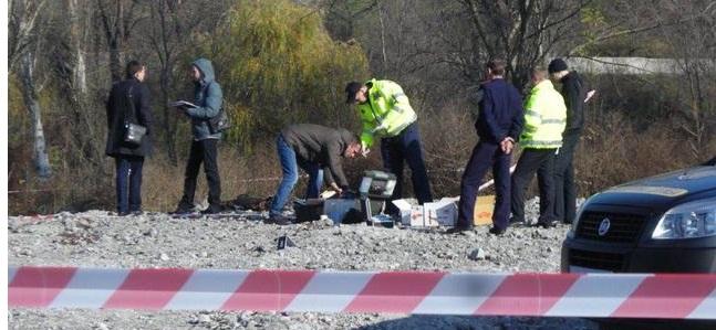 Красная речка. Найдено тело сожженной девушки