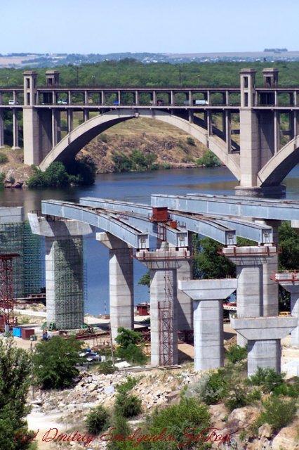 мост_стройка запорожье
