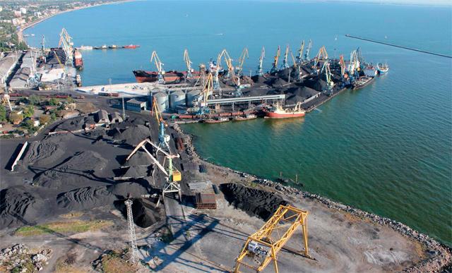 порт Бердянск