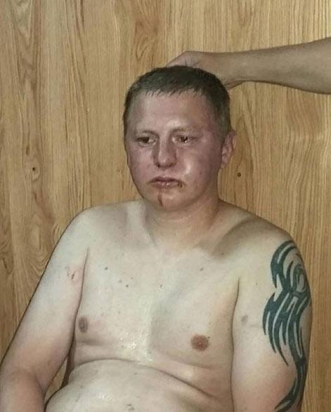 Подозреваемый в совершении убийства Насти Бобковой (Запорожье)