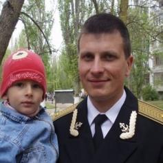 Майор, убитый в Крыму