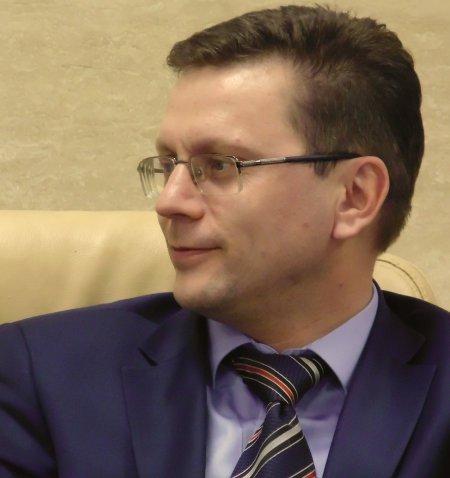 Сергей Кузнецов - начальник управления капитального строительства Запорожской