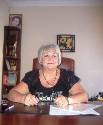 зеленюк людмила_директор кинотеатра довженко