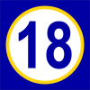 18 число